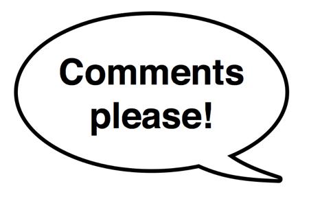comment-please